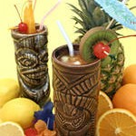 Mai Tai at the Mai Kai Tiki Bar In Fort Lauderdale