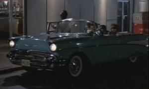 Eddie's 57 Chevy Ragtop