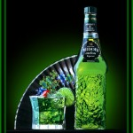 Midori Liqueur is a great addition to any respectible (or non-respectible) Tiki Bar