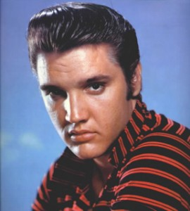 The King - Click to Play Heartbreak Hotel