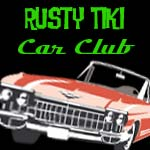 Rusty Tiki Car Club at Tiki Lounge Talk