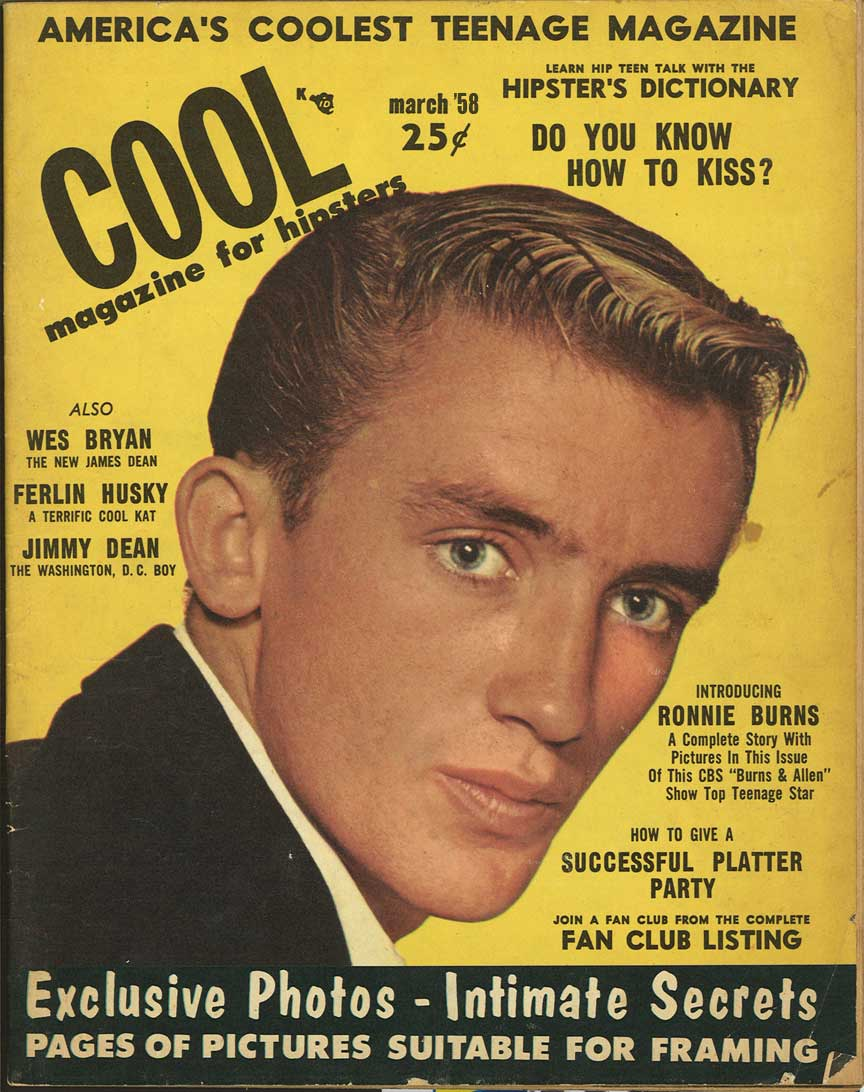 COOL Magazine, March 1958 Issue