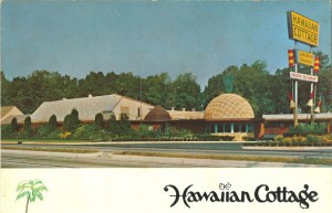The Hawaiian Cottage, 1963