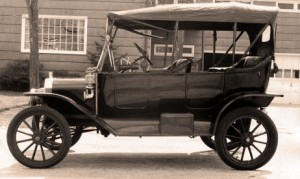 The Real Model T Ford