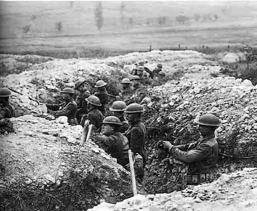 Trench Warfare - History