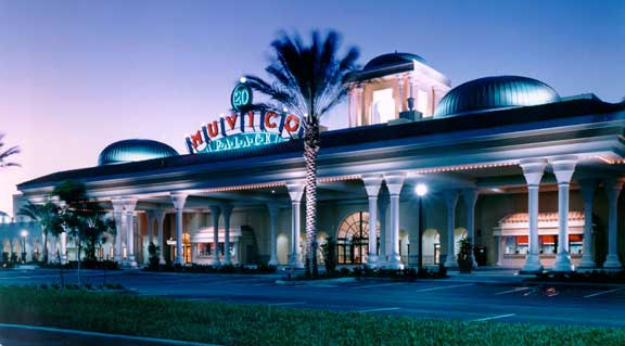 The (new) Muvico Palace Theater in Boca Raton, Florida