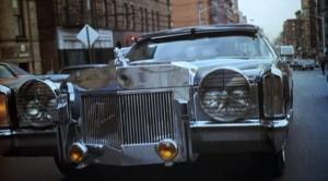 Supefly Cadillac Eldorado from the movie