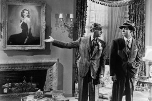 Clifton Webb and Dana Andrews