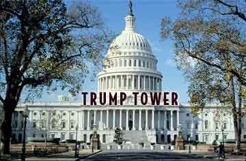 The New Trump Tower & Casion, Washington DC