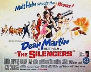 Matt Helm, The Silencers 1966