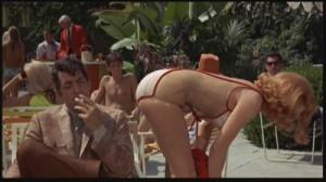Stella Stevens and Dean Martin