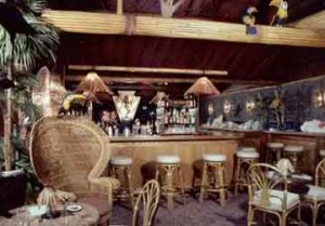 An early Trader Vic's