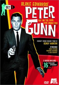 Peter Gunn is available on DVD, ya dig?