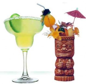 tiki-drink-and-margarita