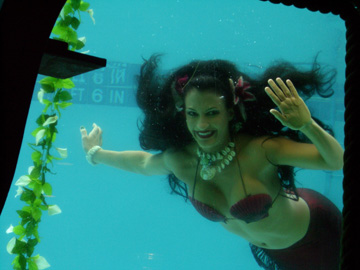 Mermaids at the Wreck Bar, Yankee Clipper