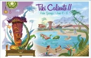 Tiki Caliente II