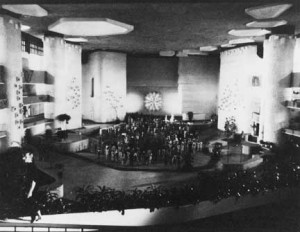 Logan's Run - The Great Hall