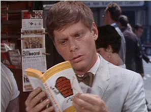 "Robert Morse in ""How To Succeed In Business"""