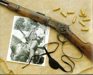 1892 Winchester Saddle Ring Carbine