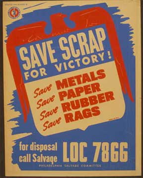 scrap-metal-drive-ww2