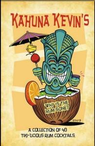 Kahuna Kevin's Tiki Drinks