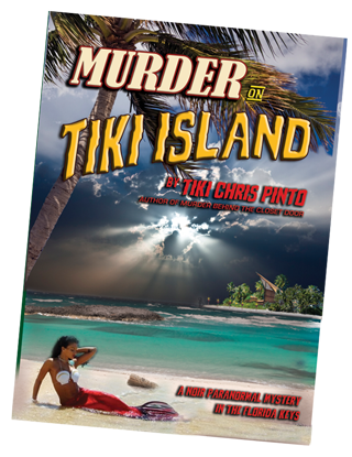 Murder on Tiki Island by Tiki Chris Pinto