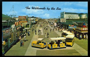 The Wildwood Boardwalk, 1970s