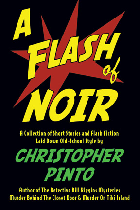 A Flash of Noir - Kindle version