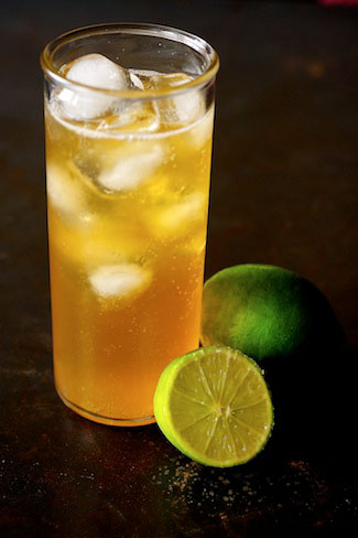 The Dark 'n' Stormy
