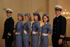 The Crew of Pan Am, starring Christina Ricci