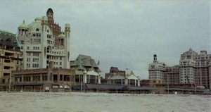 Atlantic City Skyline, 1972