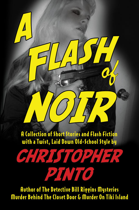 A Flash of Noir, by Christopher Pinto