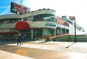 Ocean One Mall, as it looked when I was Tourism Director in 1989.