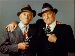 Kirk Douglas & Burt Lancaster