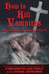 how to kill vampires book