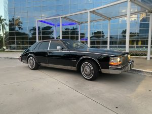 1985 Cadillac Seville Hollywood blvd Dec 2020_7