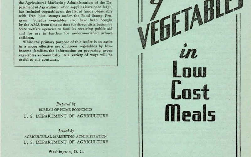 War-Ration-green-vegetables-pamphlet
