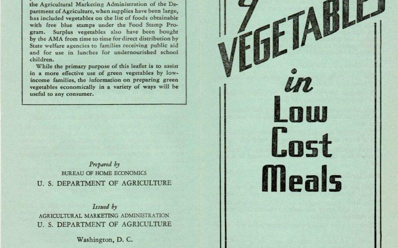 War-Ration-green-vegetables-pamphlet